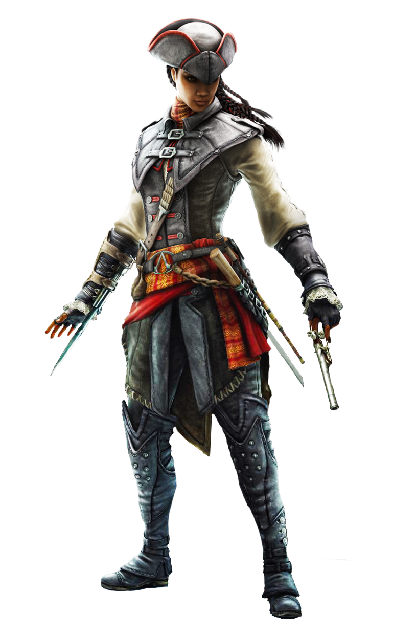 Aveline De Grandpre Assassin S Creed Iii Liberation Assassins