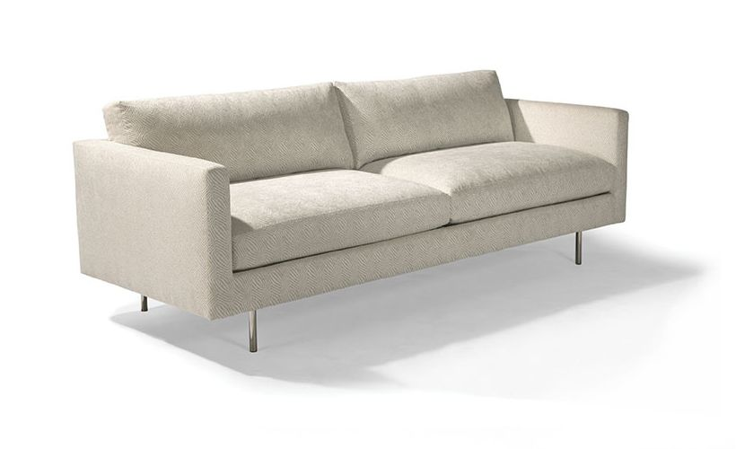 Get Down Sofa Designed By Milo Baughman From Thayer Coggin