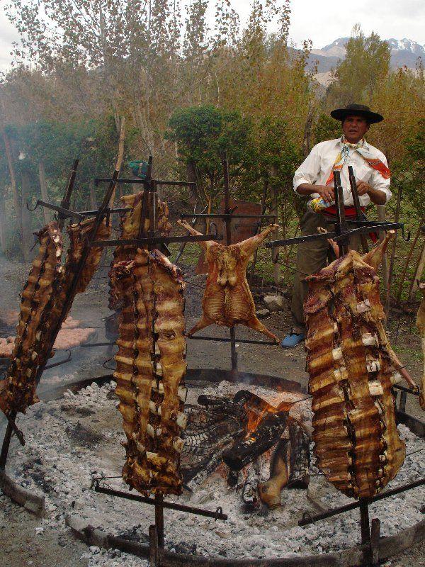 Entorno Estacas Para Asado Asadores De Carne Asador Criollo