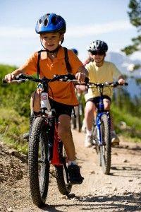 Best kid friendly bike trails near me