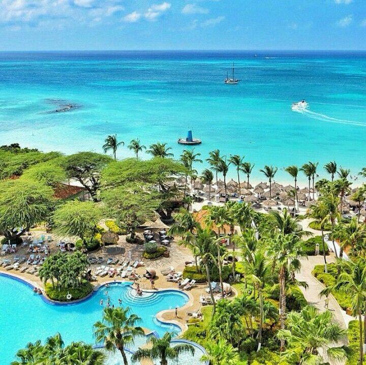 Riu Palace Antillas Aruba With Images Romantic Beach