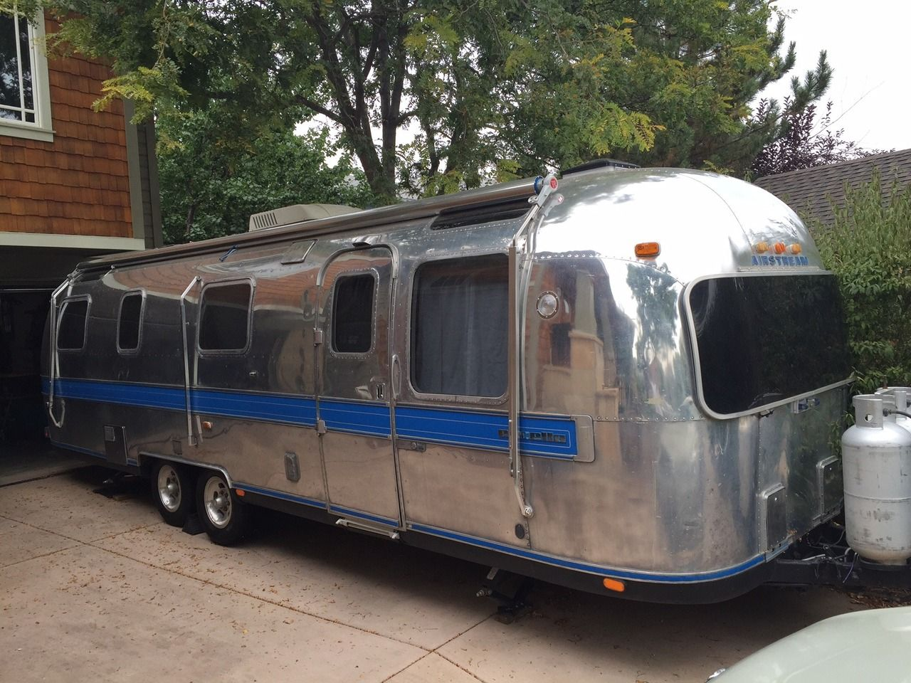 Check out this 1980 Airstream Excella listing in boulder