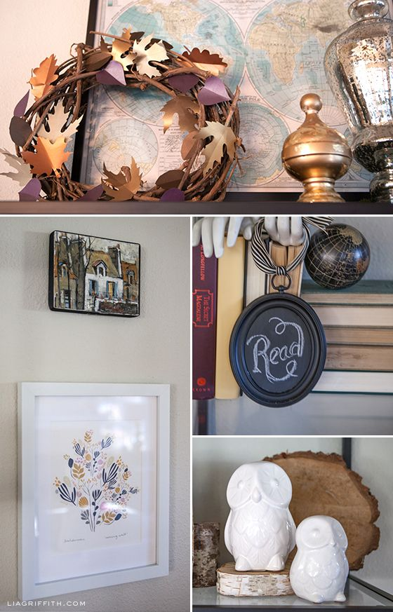 My Home Tour: The Dining Room