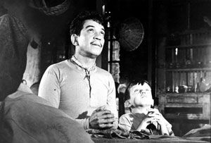Cantinflas (El bolero de Raquel, 1956).