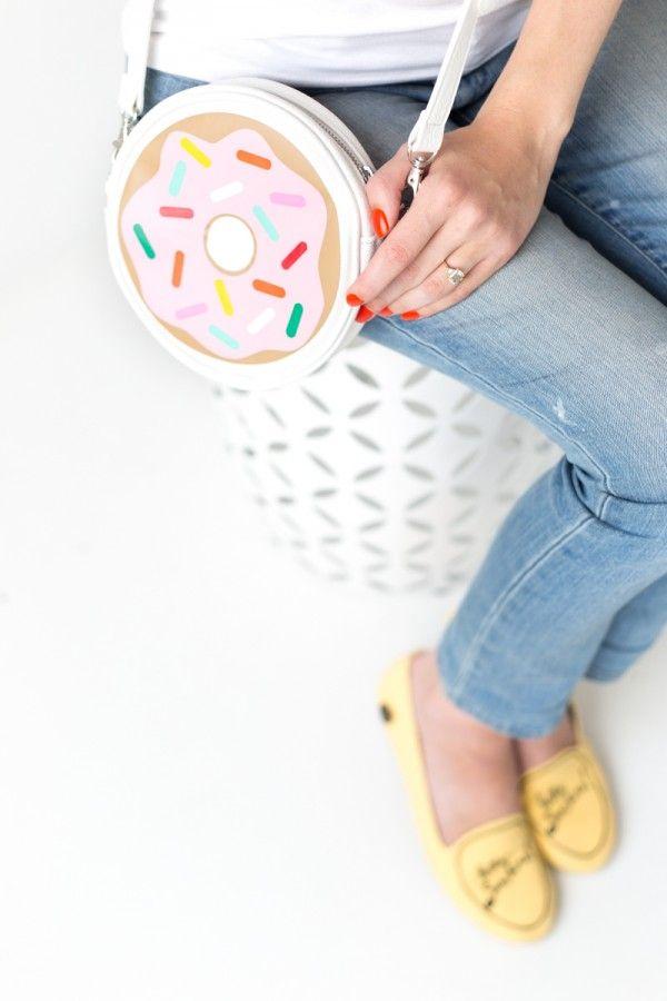 DIY Donut Purse | Studio DIY®
