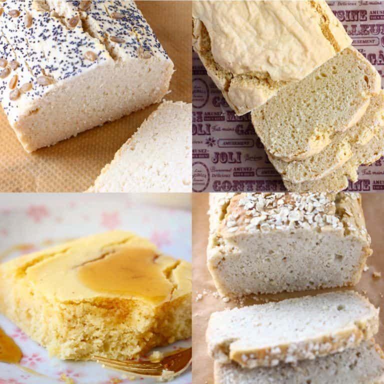 30 Gluten Free Vegan Bread Recipes In 2020