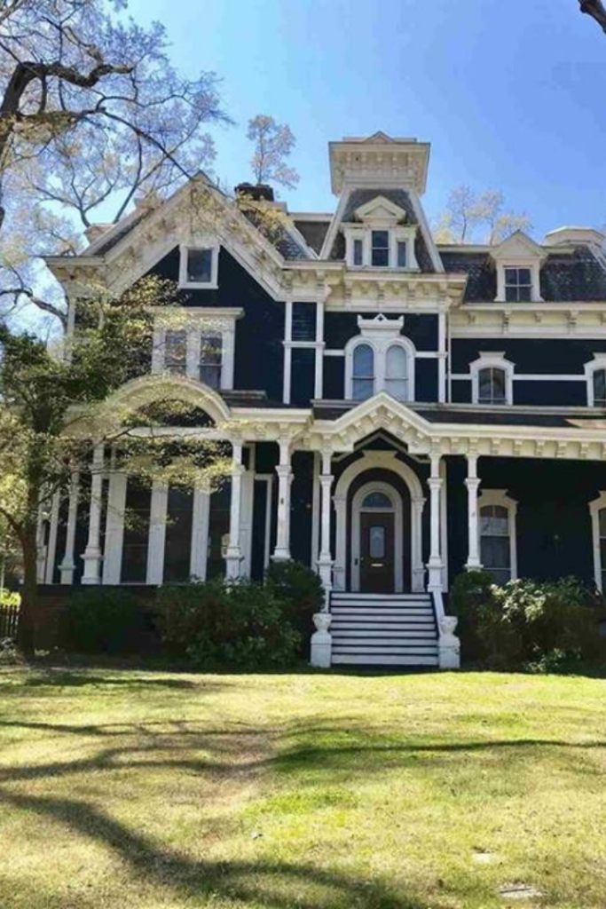1882 Second Empire In Rome Georgia Victorian Style Homes House