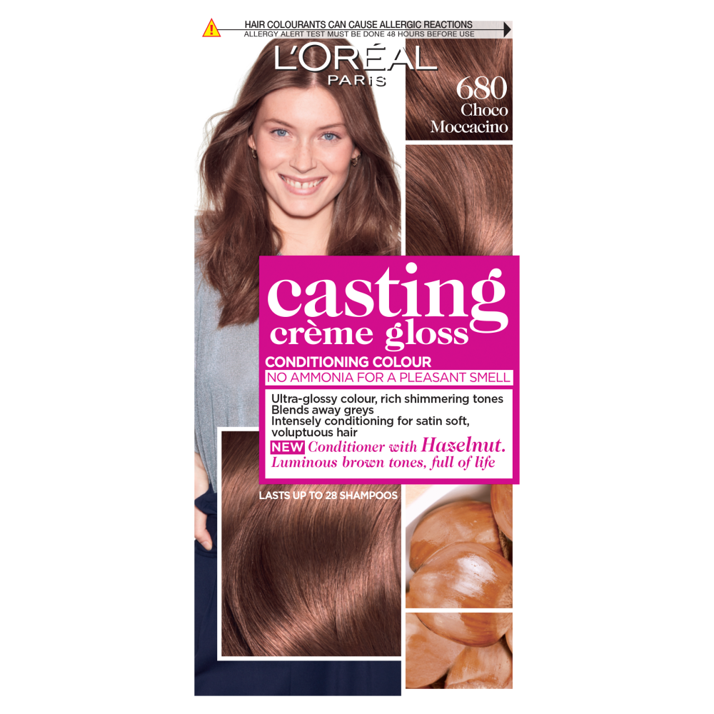 21 Charming Moccachino Hair Color In Before And After Hair For Moccachino Hair Color Loreal Loreal Casting Creme Gloss Loreal Paris