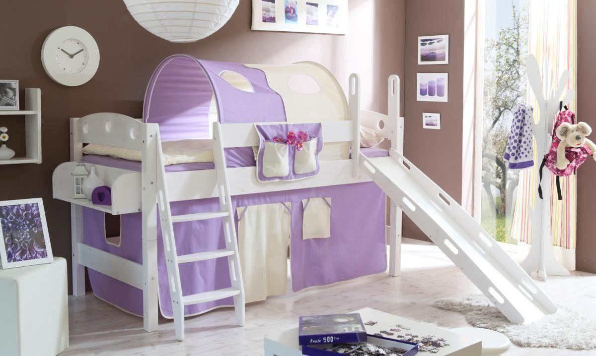 Kinderzimmer Lila Beige lila grau vintage wohnideen babyzimmer fr mdchen Ticaa Rutschbett Kenny R Buche Wei Lila Beige Jetzt Bestellen Unter Https