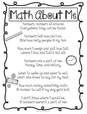 Image result for math poem