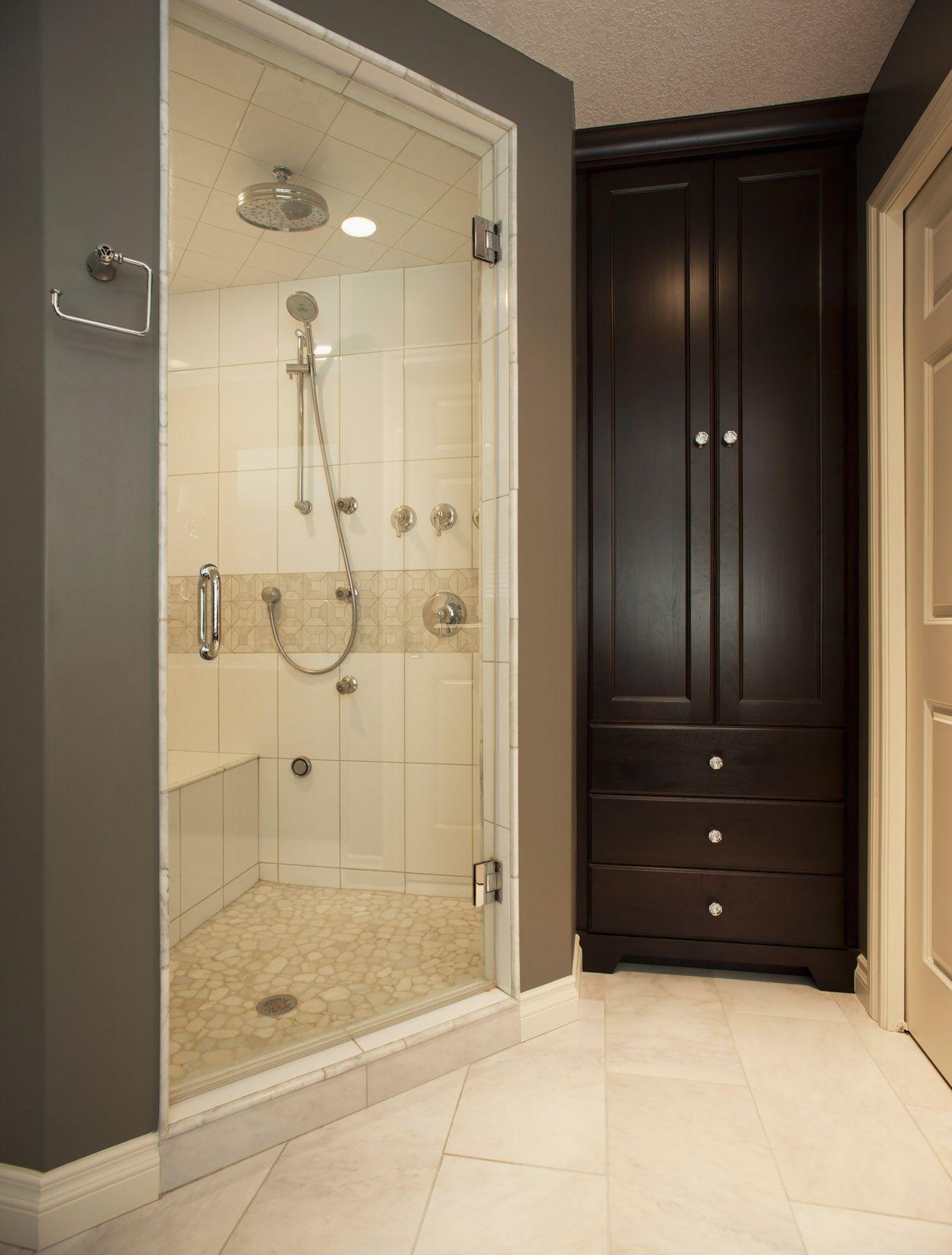 Bathroom Renovation Steam Shower With Multibody Jets And Rain - Bathroom remodel steam shower