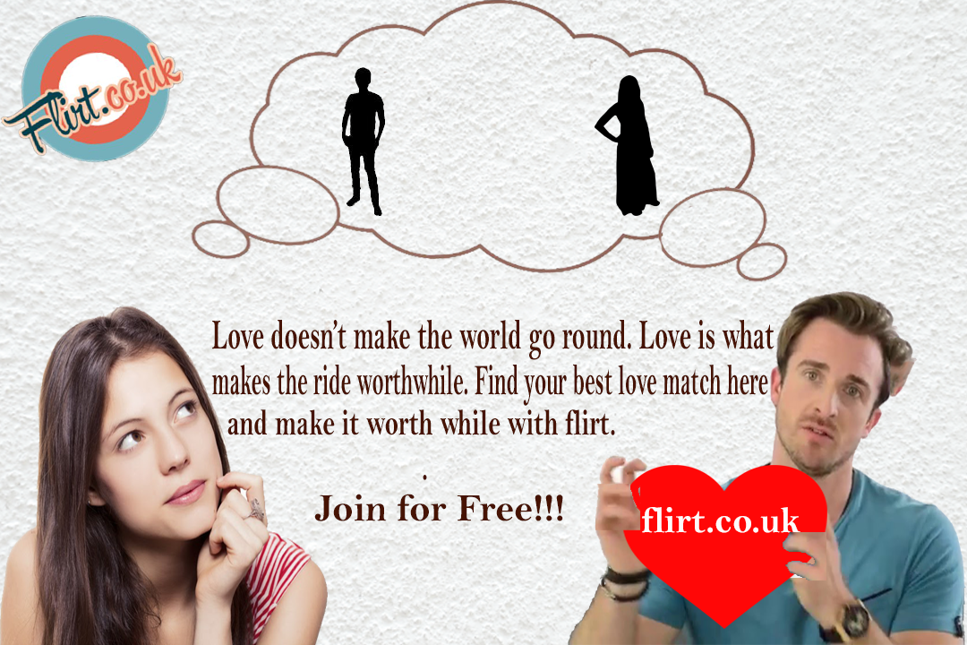 Uk flirting sites free