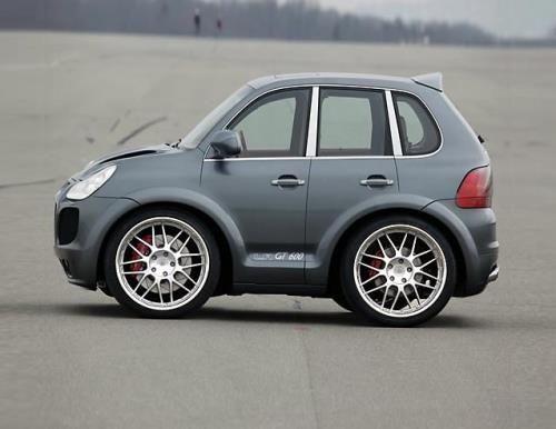 Funzug The Cutest Mini Cars Smorvette Car Smart Smaudi Awd