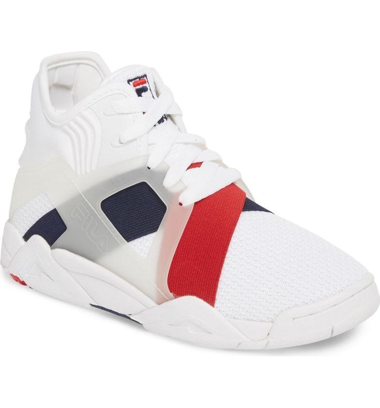 FILA Cage 17 High Top Sneaker (Women