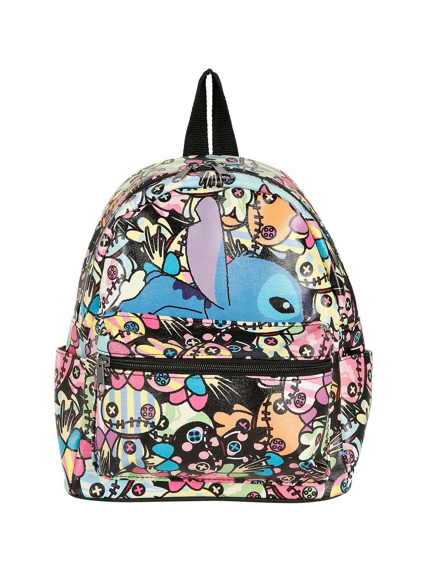 Loungefly disney lilo stitch scrump mini backpack