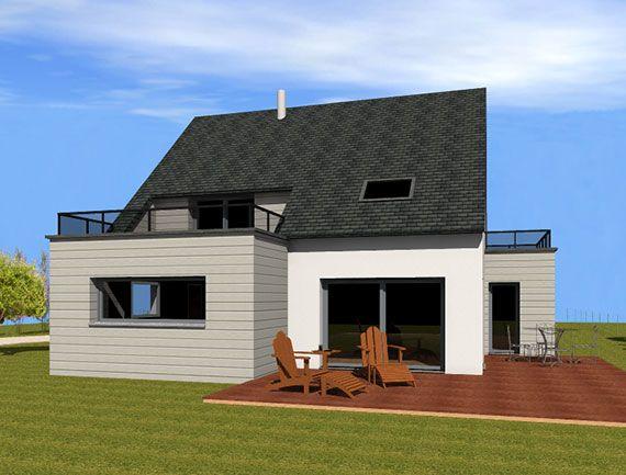 maison relooking exterieur recherche google moving pinterest relooking ext rieur. Black Bedroom Furniture Sets. Home Design Ideas