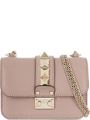 231af0b9e22 1110 VALENTINO Rockstud lock mini clutch bag | The Wish List ...