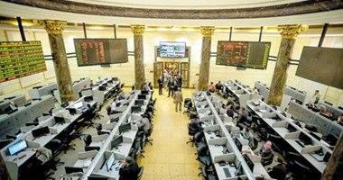 """لليوم الرابع.. البورصة تبدأ تعاملاتها بارتفاع جماعى لكافة المؤشرات - كتب هانى الحوتى استهلت البورصة المصرية تعاملات جلسة اليوم الثلاثاء بارتفاع جماعى لكافة المؤشرات لليوم الرابع على التوالى. وارتفع مؤشر إيجى إكس 30"""" بنسبة 1.23%  وصعد مؤشر """"إيجى إكس 50"""" بنسبة 1.67% وقفز مؤشر """"إيجى إكس 20"""" بنسبة 1.35% كما ارتفع مؤشر الشركات المتوسطة والصغيرة """"إيجى إكس 70"""" بنسبة 1.49% وكذلك مؤشر """"إيجى إكس 100"""" الأوسع نطاقا بنسبة 1.16%. - المصدر : اليوم السابع - شركة عربية اون لاين للوساطة فى الاوراق المالية…"""