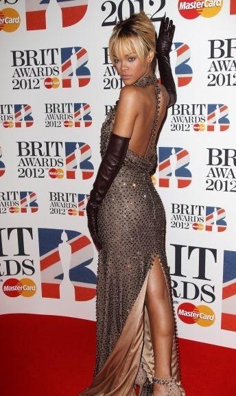 Rihanna | Brit awards, Rihanna, Star fashion