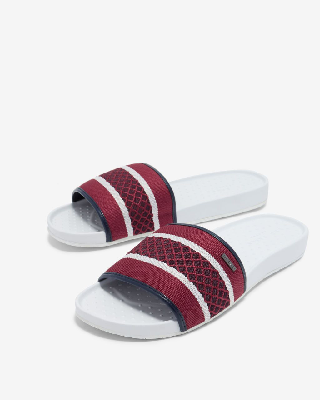 d93bfd13f1e4 Slide straight into holiday mode with the MALUSE slip-ons. Great for  completing your poolside style. Find this Pin and more on Ted Baker ...