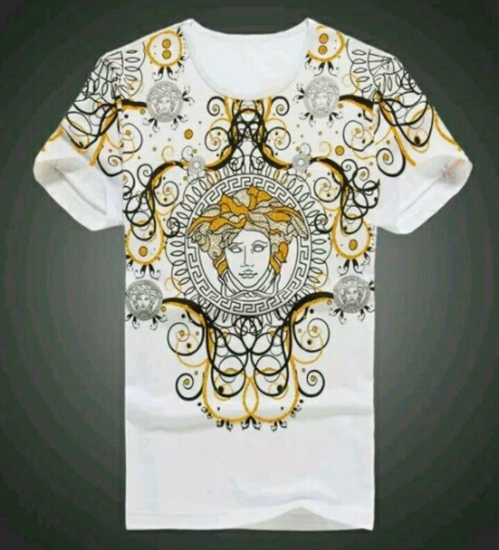 ef7a86f7e24ad Versace Shirt Size Medium - 2XL