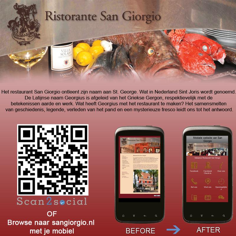 Bekijk hier het resultaat van onze nieuwe klant San Giorgio!