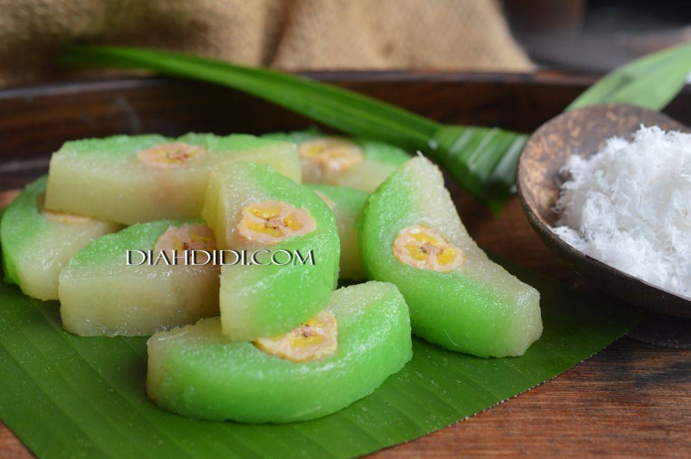 Resep Cake Pisang Diah Didi: Diah Didi's Kitchen: Lapis Singkong Pisang