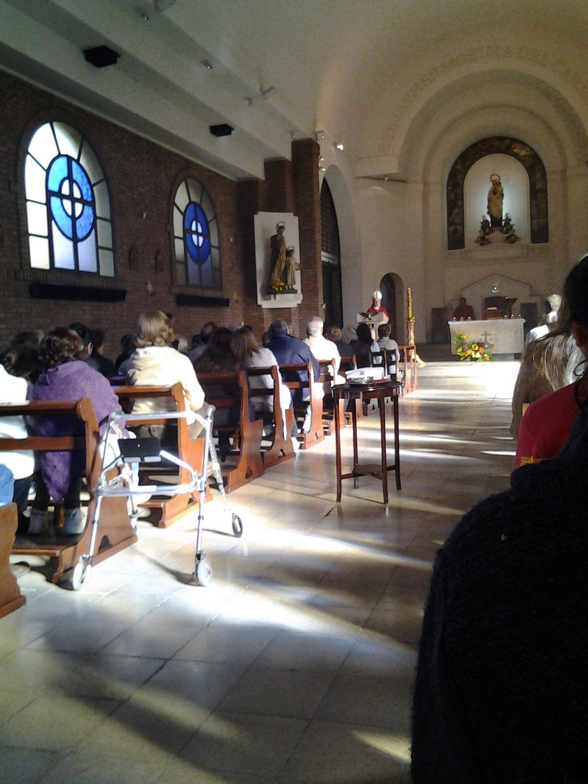 """Carmelo del """"Espíritu Santo y María Madre de la Iglesia"""" Luján de Cuyo, Mendoza, Argentina"""