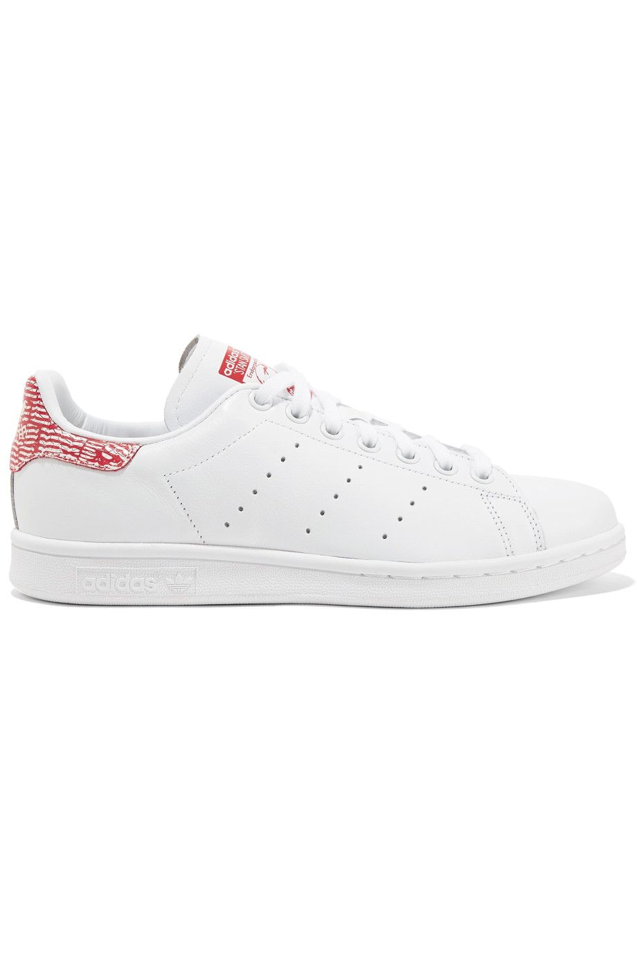 adidas stan smith adidasoriginals di cuoio originali