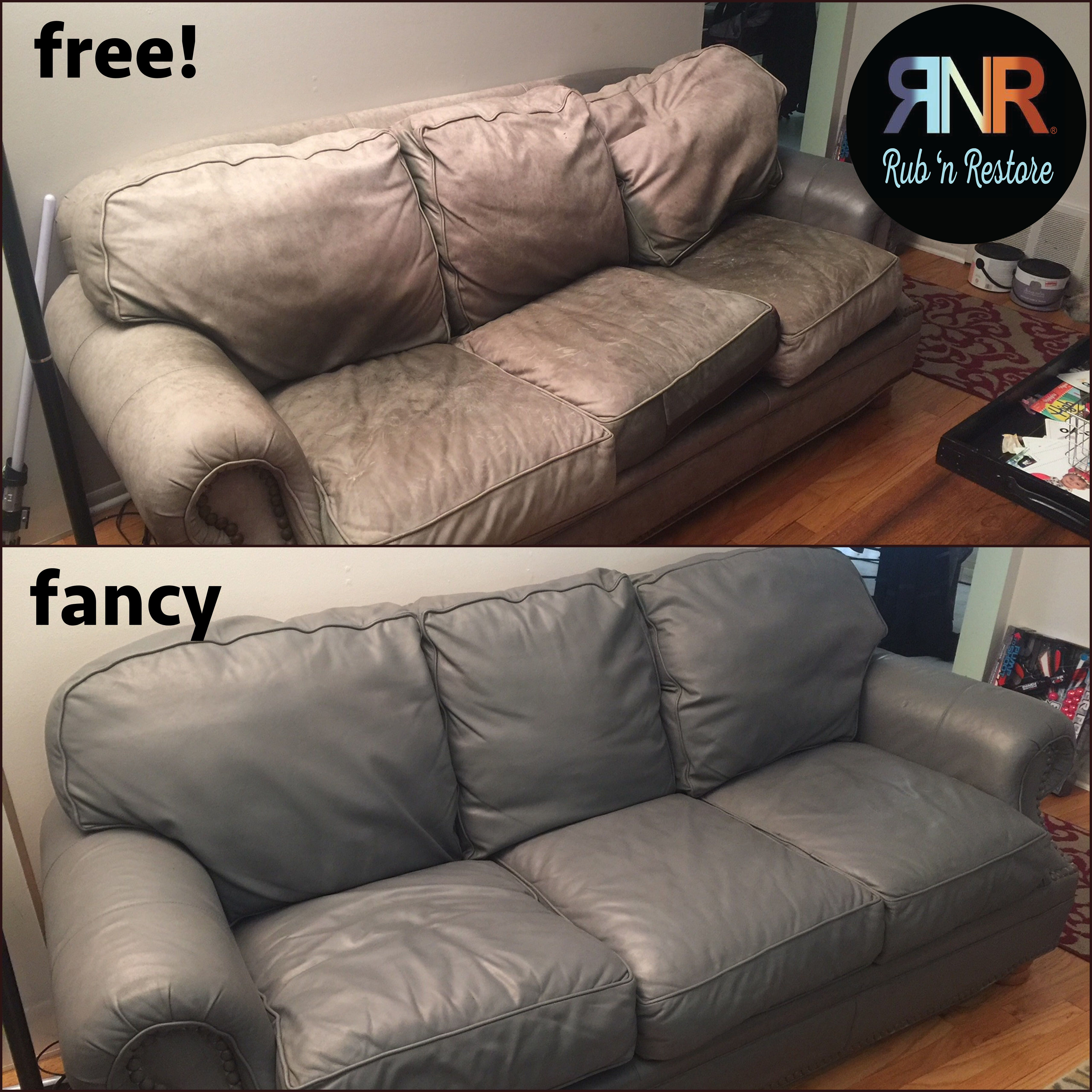 Slate Vinyl Leather Finish Leather Couch Repair Grey Leather