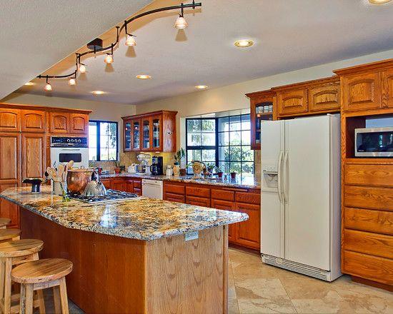 kitchen track lighting ideas. Unique Kitchen Track Lighting Ideas 11 Stunning Photos of  Family kitchen