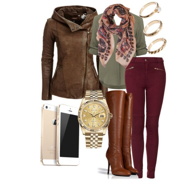 Fall outfit .. :)