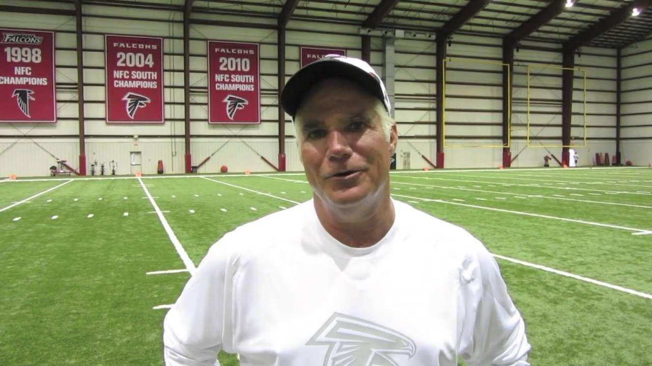 Head Coach Mike Smith Of The Atlanta Falcons Invites You To Gogi Golf Falcons Nfl Riseup Atlanta Falcons Falcons Mike Smith