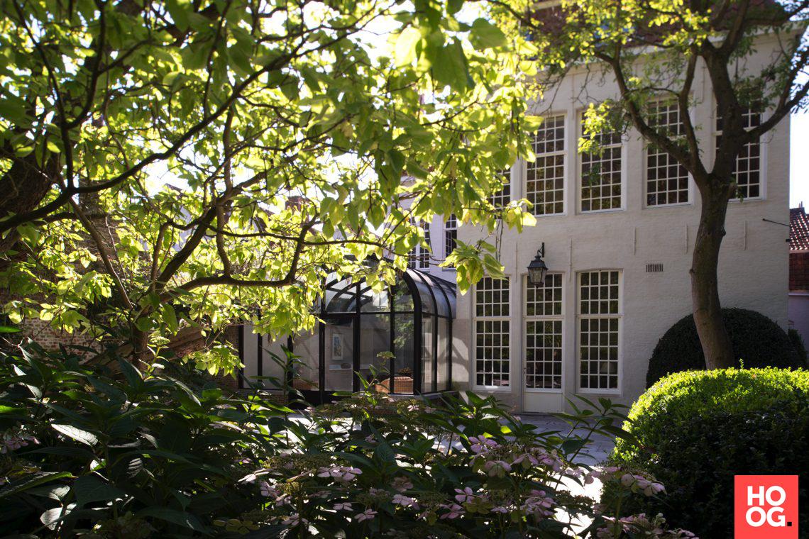Architectenbureau glenn reynaert restauratie historisch pand