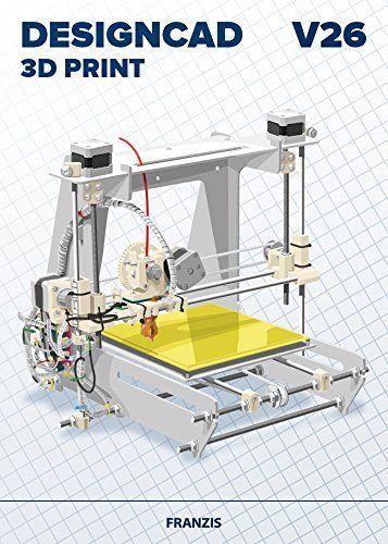 FRANZIS Software 3d druck, 3d prints, Drucken