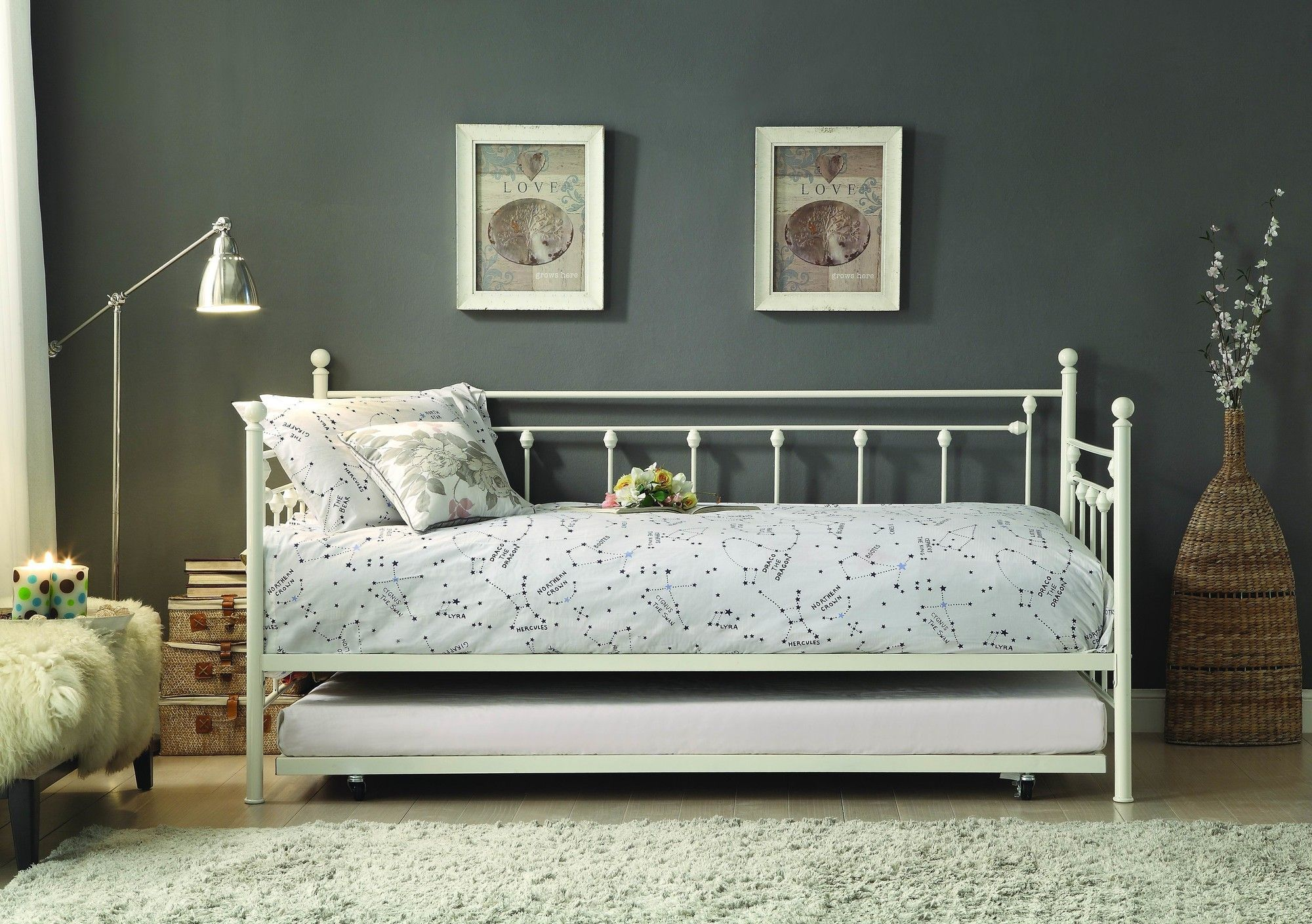 Stillman Daybed With Trundle Daybeds And Daybed With Trundle