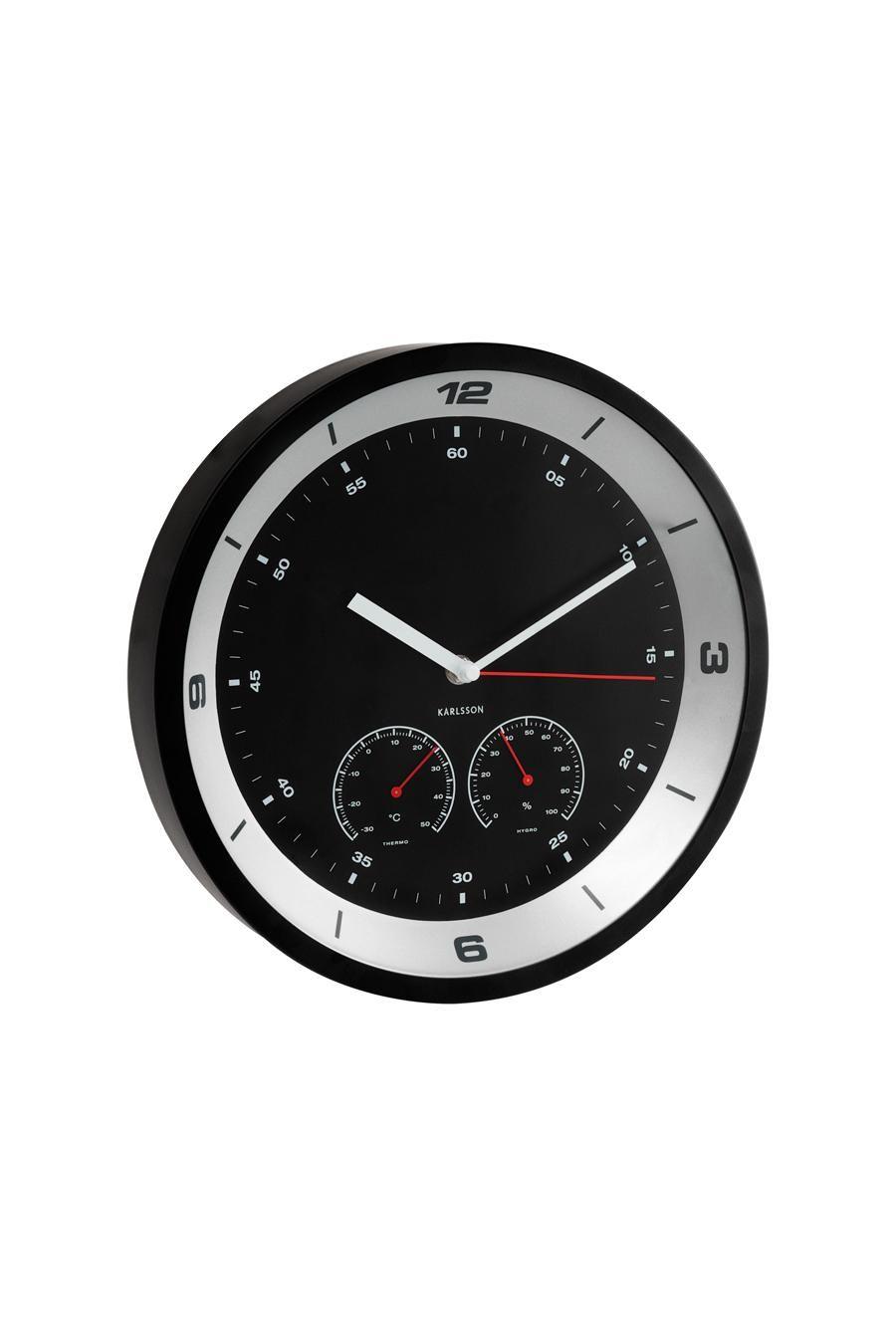 Karlsson KA5353 Wall Clock Fast Lane