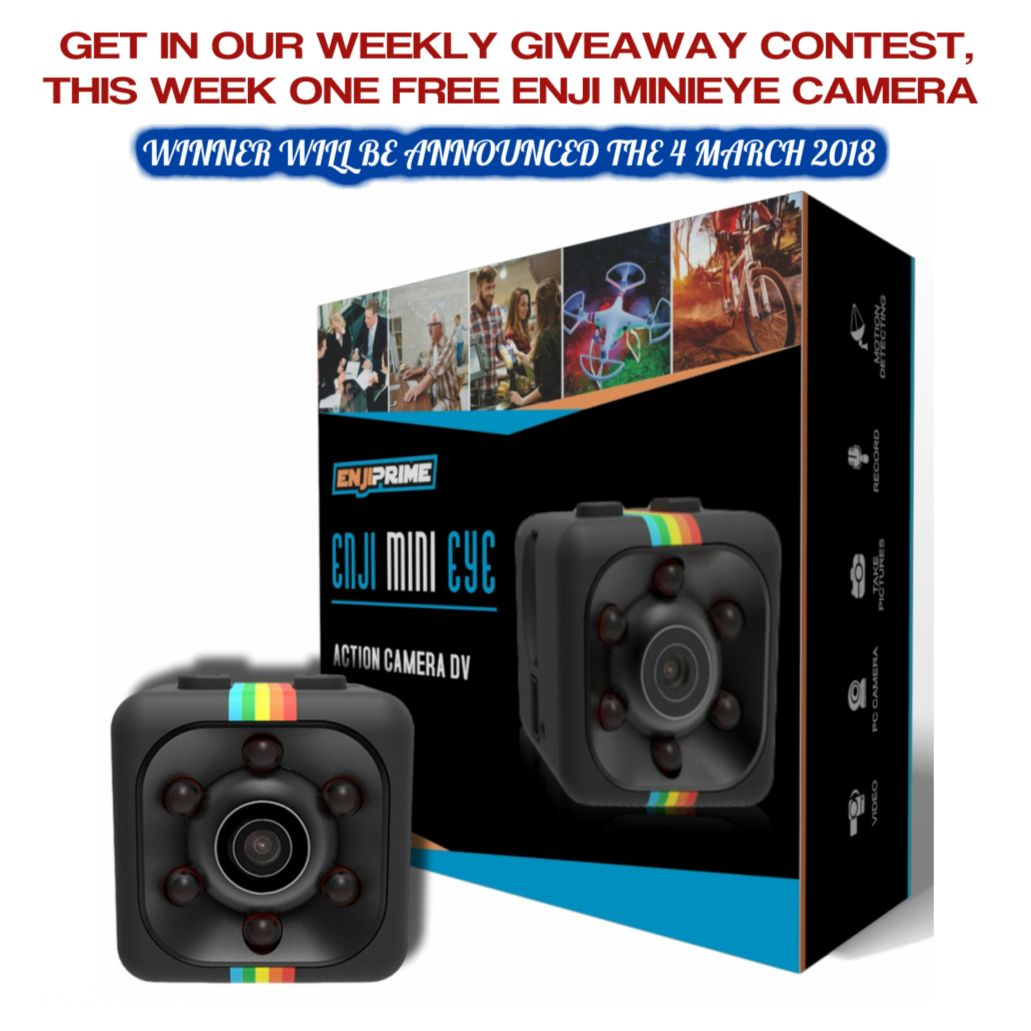 Giveaways ps4 camera