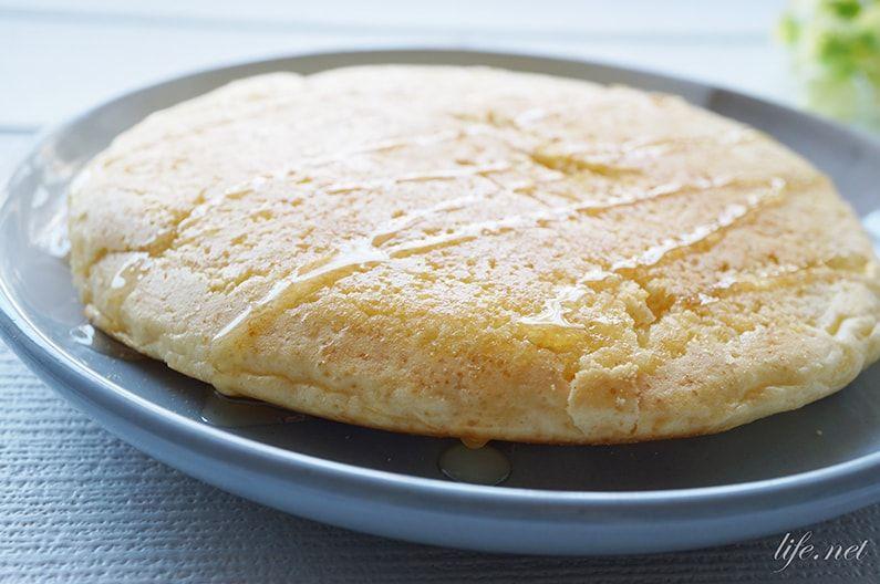 片栗粉 パンケーキ