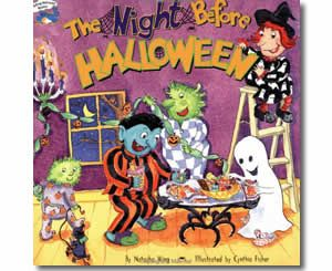 The Night Before Halloween by Natasha Wing, Cynthia Fisher ...