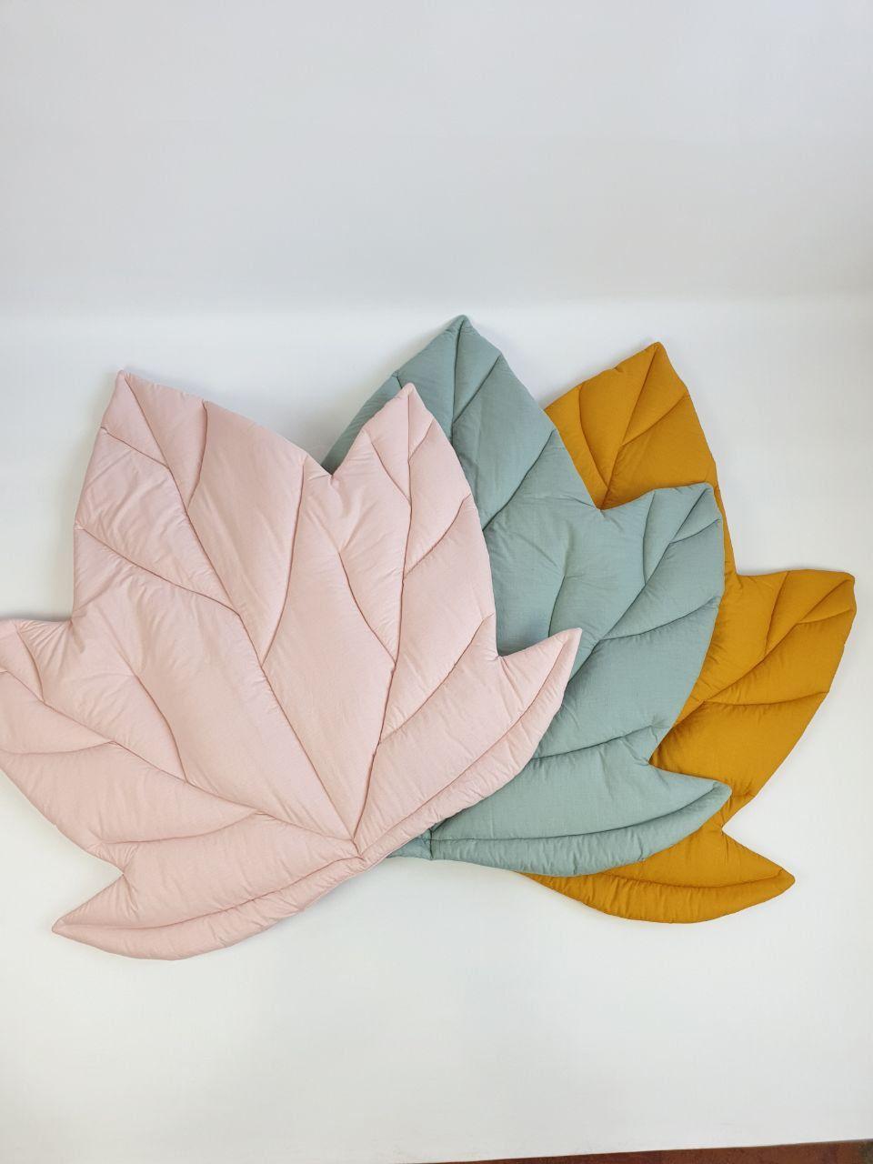 Maple Leaf Play Mat Baby Rug