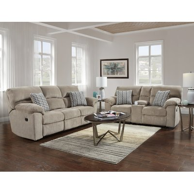 Red Barrel Studio Melville 2 Piece Reclining Living Room Set Wayfair Living Room Sets Couch And Loveseat Sofa And Loveseat Set