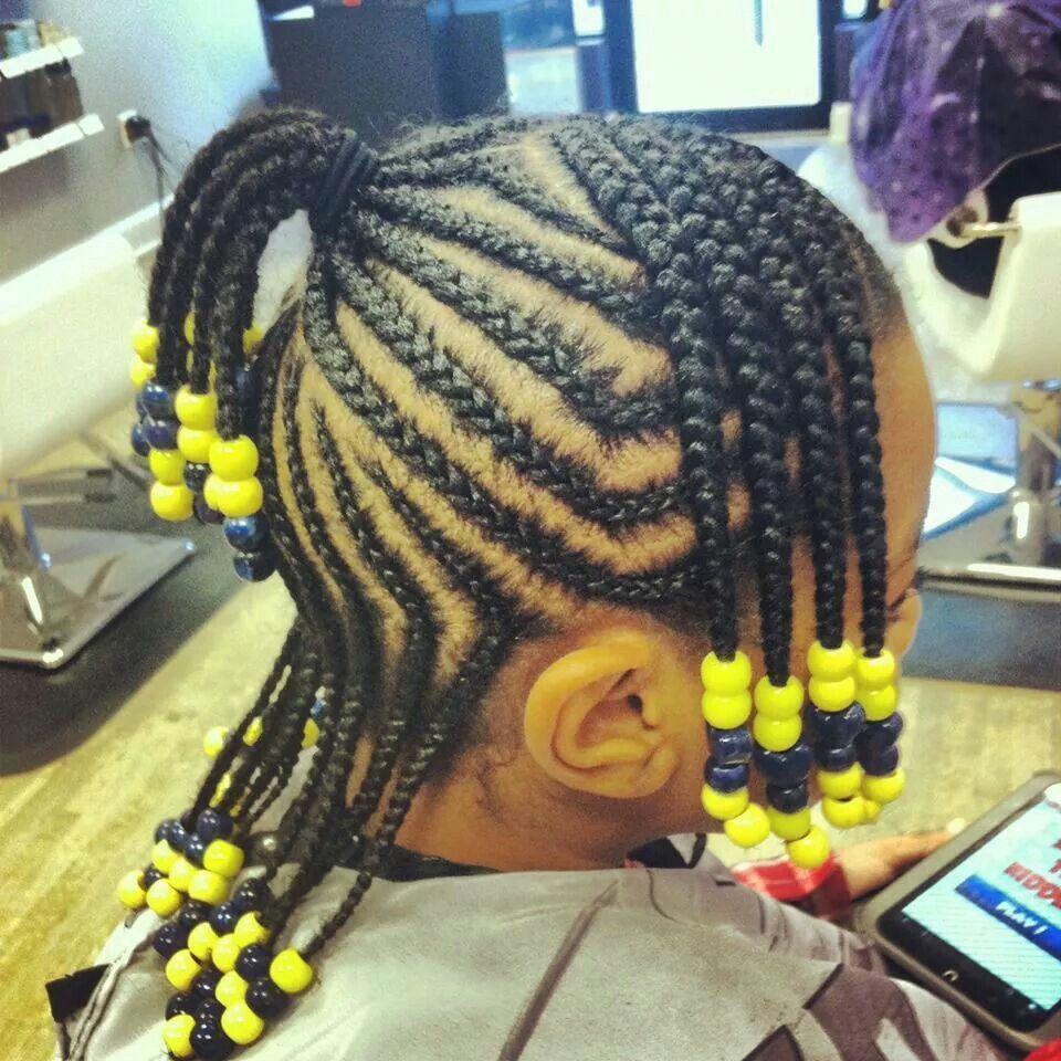 Cute braids hairmazing kids pinterest