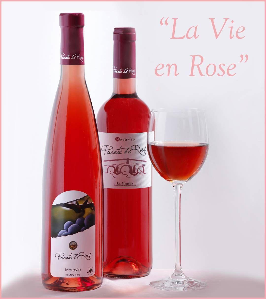 Lavieenrose Vinosrosados Puentederus Para Ver La Vida En Rosa
