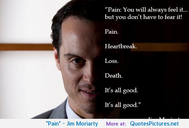 Moriarty pain #pain #Moriarty | Sherlock Holmes | Sherlock