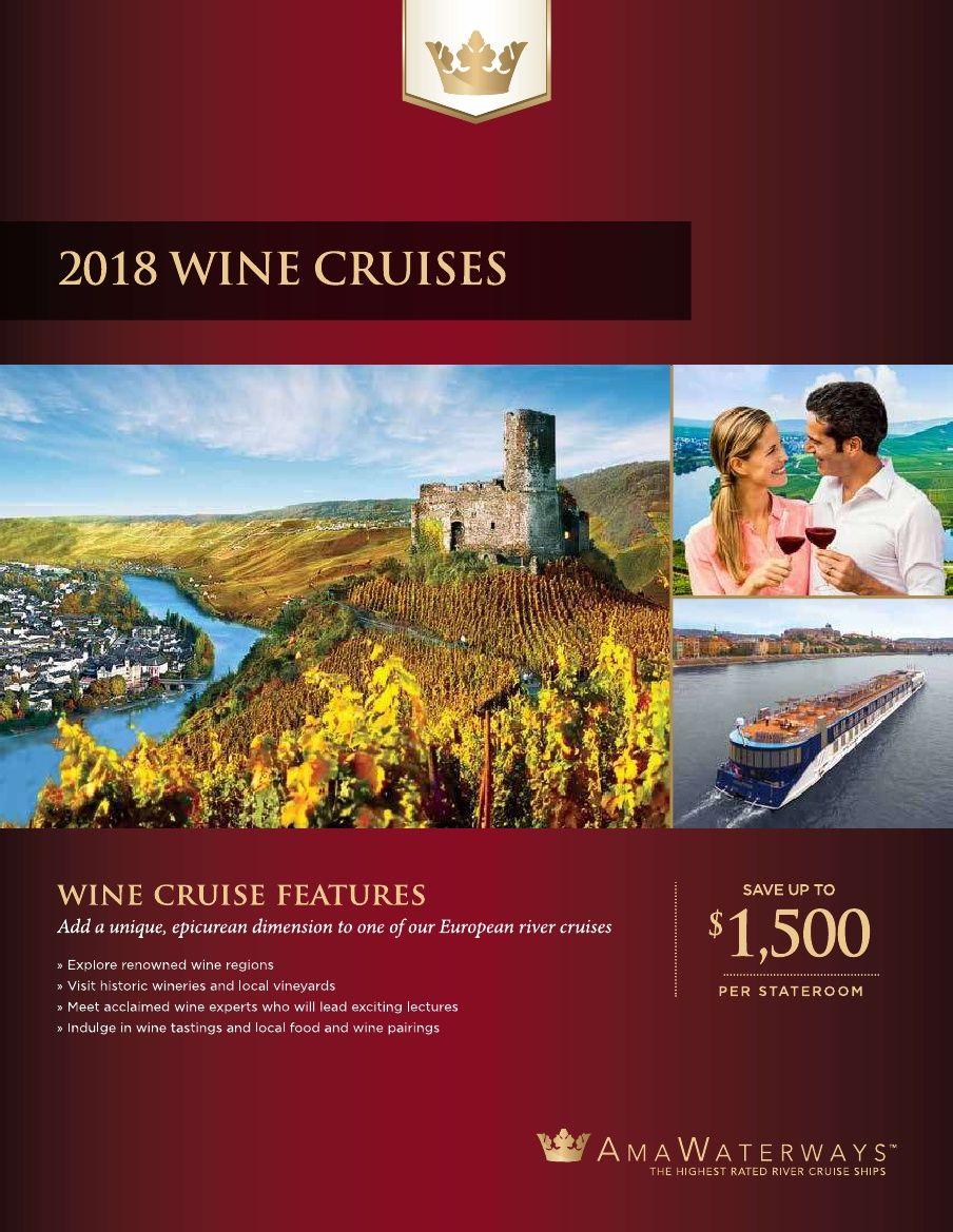 Ama Wine Cruises Wine Cruise Cruise Wine Region