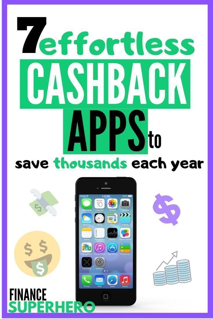 7 Best Cashback Apps to Earn Rewards For Shopping Money