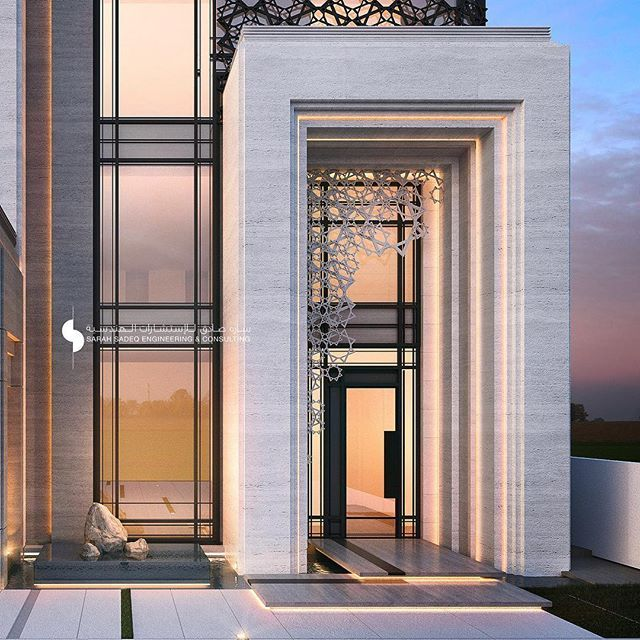 Private Villa Sarah Sadeq Architects Kuwait: Private Villa 500 M ... Sarah Sadeq Architects .. Copy