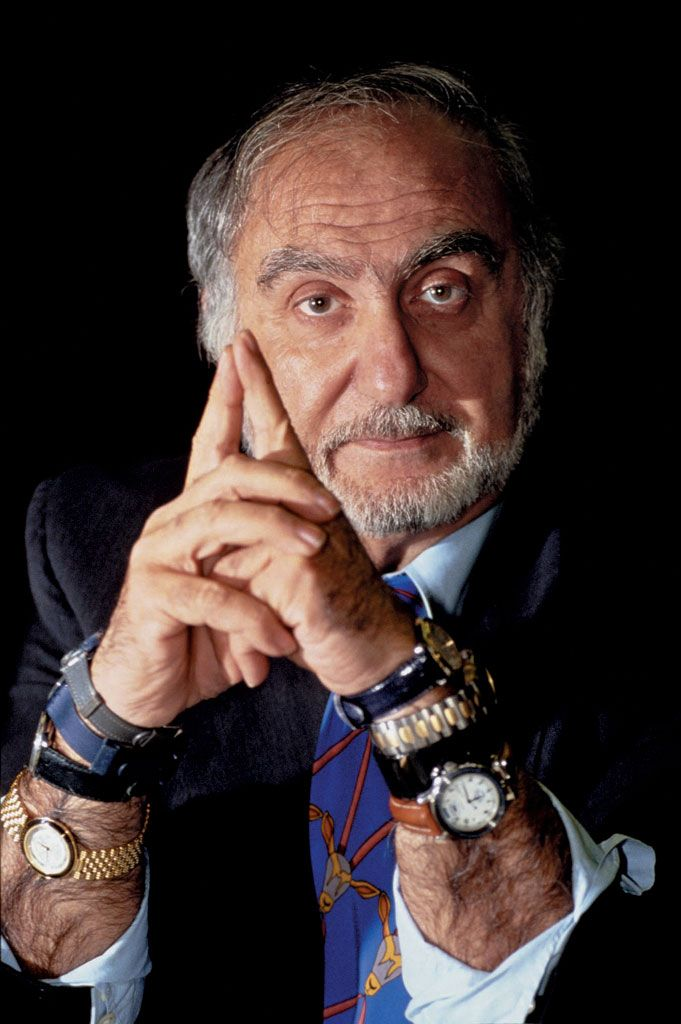 Image result for swatch ceo nick hayek