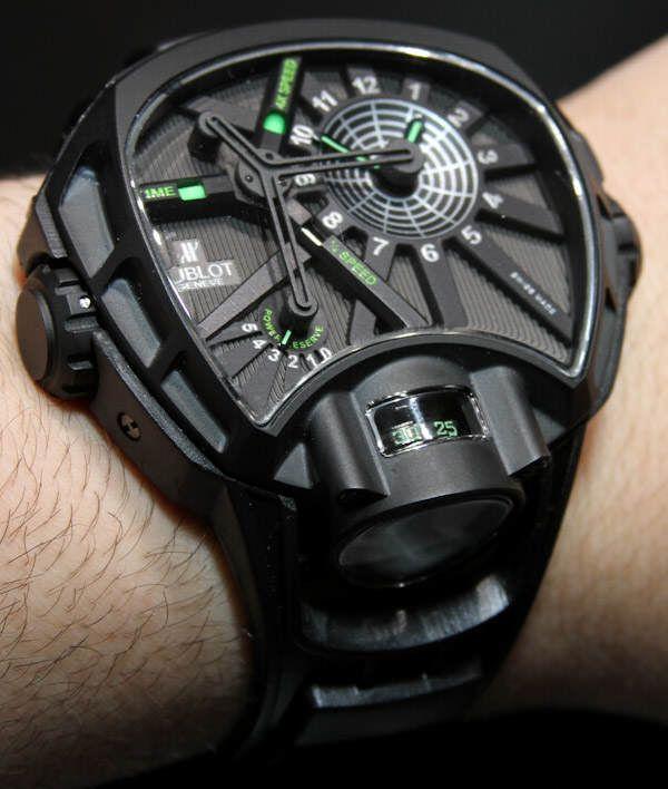 cdb9091e048 Dez relógios estranhos que eu gostaria de ter - hubolt replicas ...